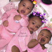 Kylie/Kim/Khloe's babies