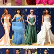 Os Looks do Emmy 201