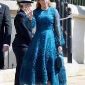 11 looks da Princesa Beatrice por aí