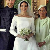 Harry and Meghan and Mom