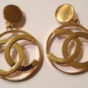 CHANEL EARRINGS www.offcampusapartmentfinder.com