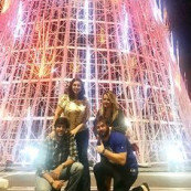 Friends & Christmas!