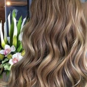 Beige brunette, bronde, light light brunette, whatever you want to call it – t... #Beige #bronde #Brunette #brunettehaircolor #call #Light