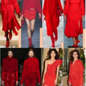 Look todo vermelho