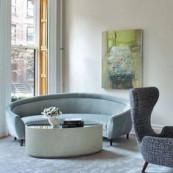 Decorismo: Sofá oval