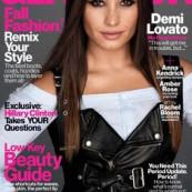 Demi Lovato é capa da edi çã o de novembro da revista norte-americana Glamour. A cantora concedeu uma entrevista sem censuras para a r...