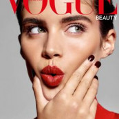 Sara Sampaio on Vogue Thailand July 2018 Cover - Great read ☀️ Stylish outfit ideas for women who follow fashion from Zefinka.