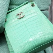 Chanel Mint Green Qu