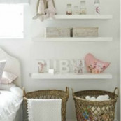 love the baskets & s