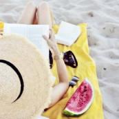 domingo na praia