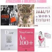 12 Livros de moda pr