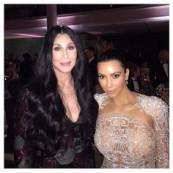 Kim Kardashian e Che