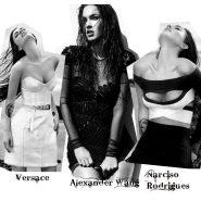 Megan Fox na Elle