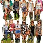 Estilo: Glastonbury Festival
