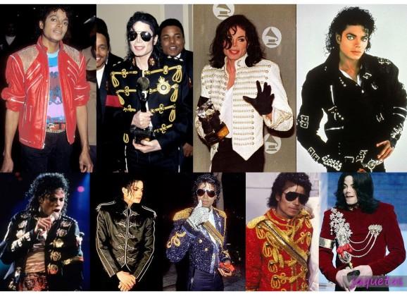 Estilo: Michael Jackson