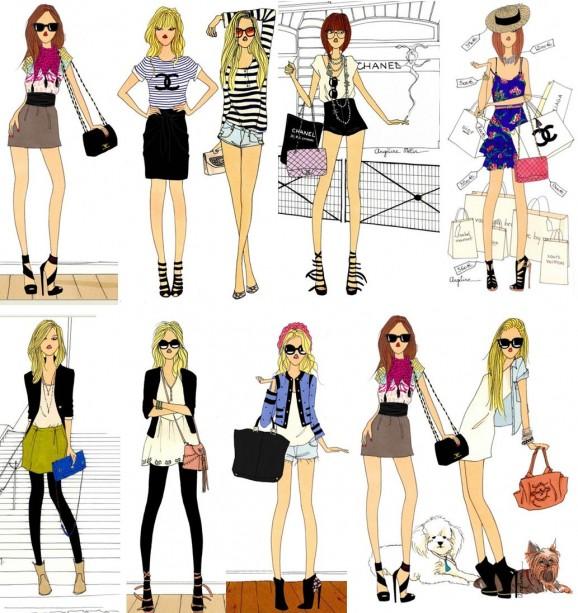 Postado Por Thereza Dia 15 De July De 2009   S 11 00 Em Moda
