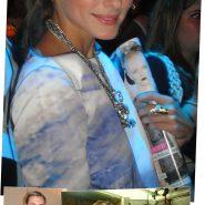 Olivia Palermo e eu