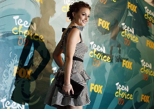 Teen Choice Awards Press Room