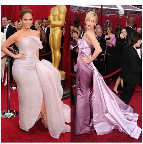 Oscar – J.Lo e Charlize