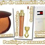 Promoção de aniversário – Participe!