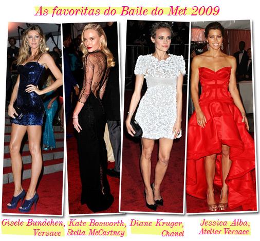Baile do MET 2010