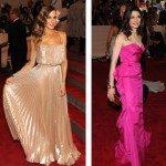 Baile do Met – Sarah Jessica e Rachel Weisz