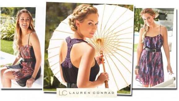 Os penteados da Lauren Conrad