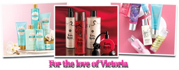Além dos cremes da Victoria's Secret