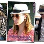 Trend alert: Chapéus!
