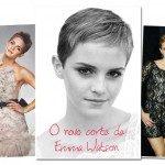 O novo corte de Emma Watson