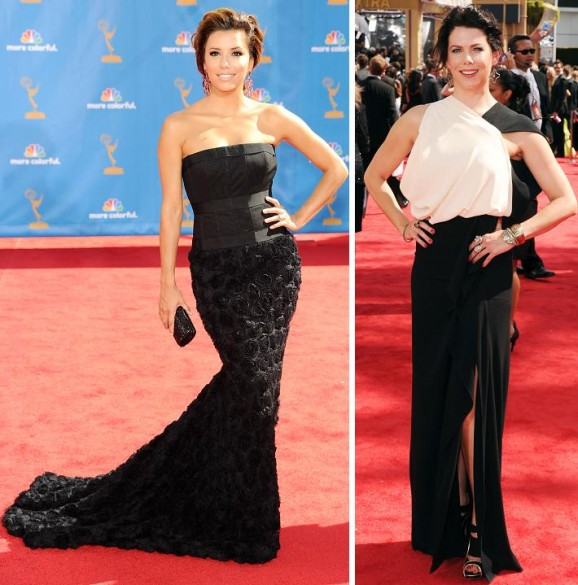 Emmy – Eva Longoria e Lauren Graham