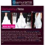 Fashionismo no Glamurama!!