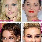 Sugestões de maquiagem!