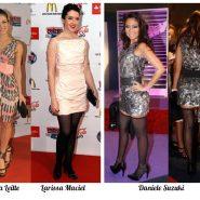 Os Looks do Prêmio Multishow 2010