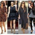 Semana Kim Kardashian de estilo!