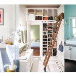 Decoração de quinta: Banheiros!