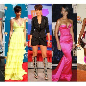 Puts, Rihanna!