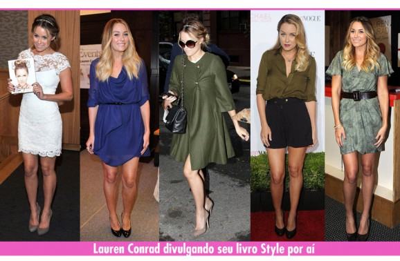 Look da Semana – Lauren Conrad
