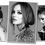 Spotted: Leighton Meester na Marie Claire