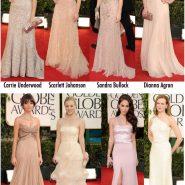Golden Globes – Nudes e afins
