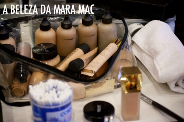 A beleza da Mara Mac