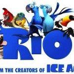 Anne Hathaway no Rio!