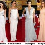 Os looks do SAG!