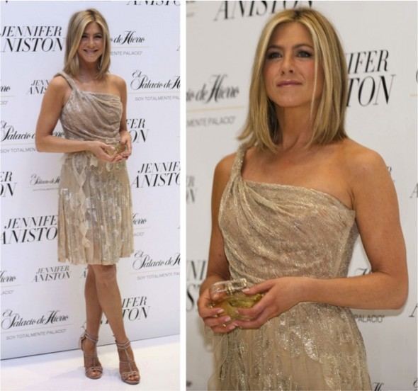 Look da Semana: Jennifer Aniston