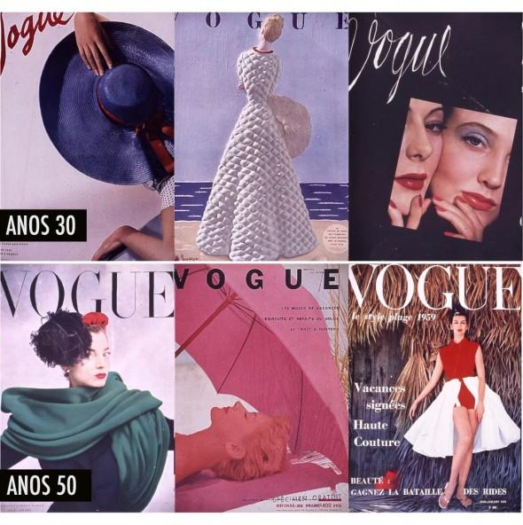 A evolução da Vogue Paris