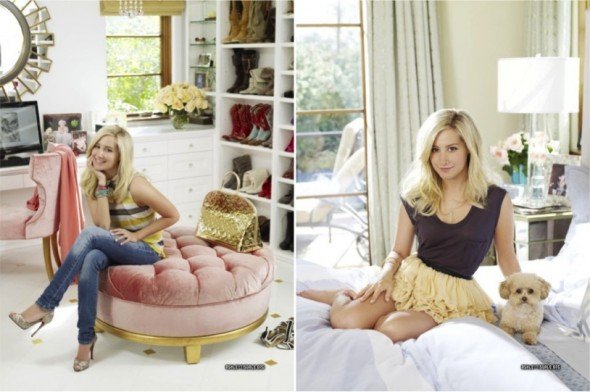 A casa da Ashley Tisdale