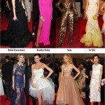 Baile do Met: As modelos!