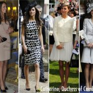 Look da Semana: Kate Middleton