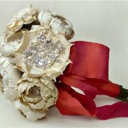 Um bouquet fashionista!
