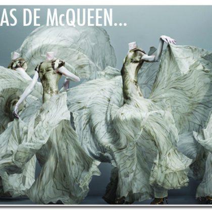 Os mandamentos de McQueen